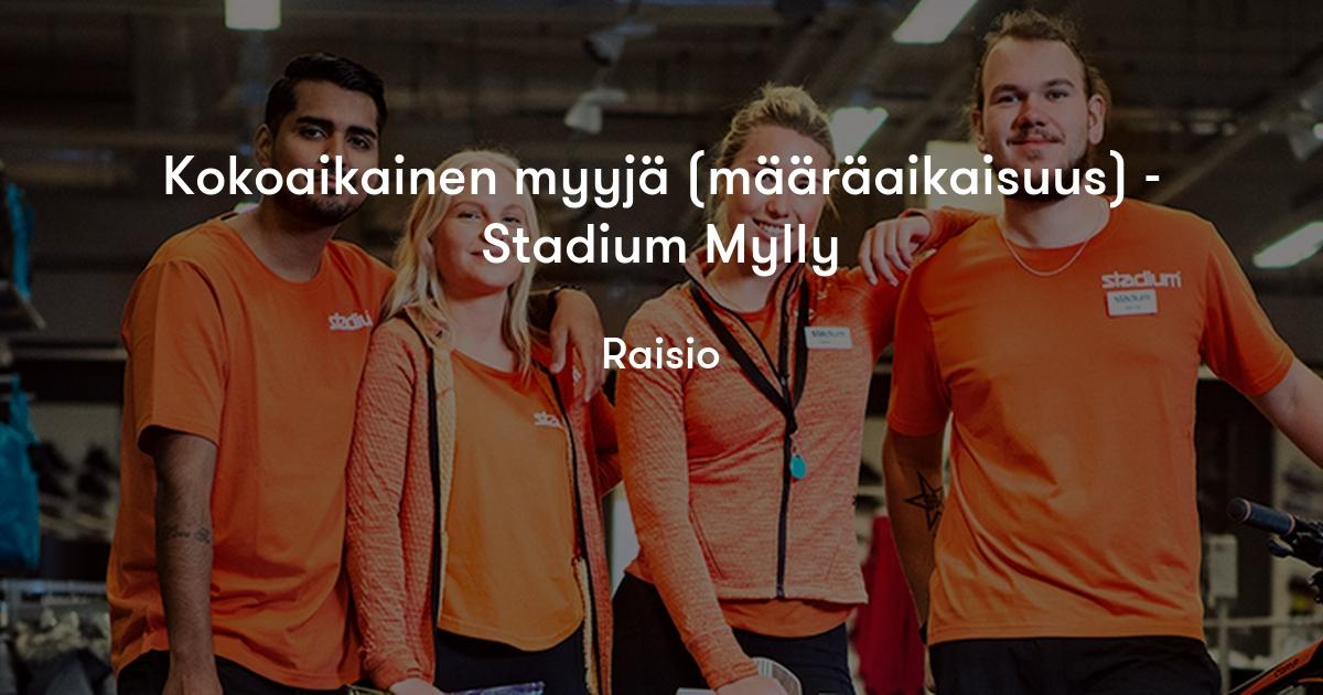 Mylly Stadium