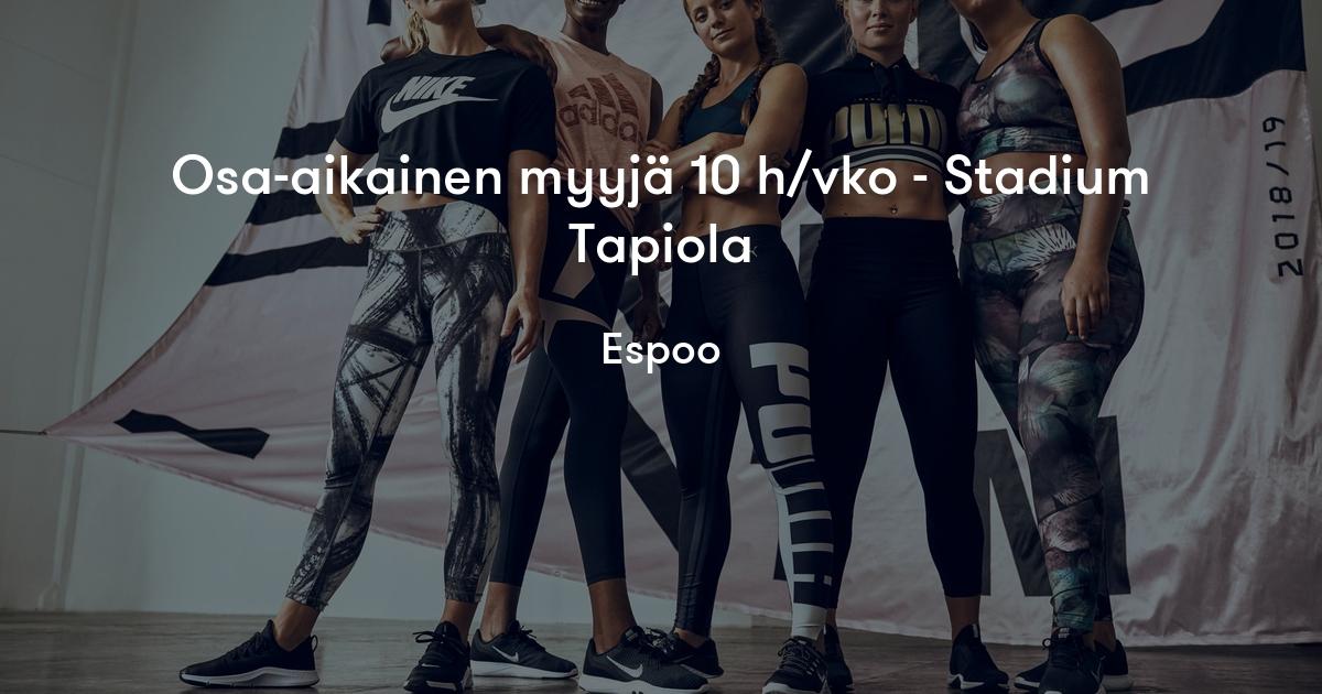 Stadium Tapiola